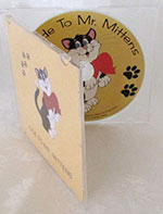 Ode to Mr Mittens CD